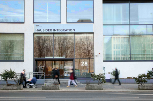 Haus der Integration in Wuppertal